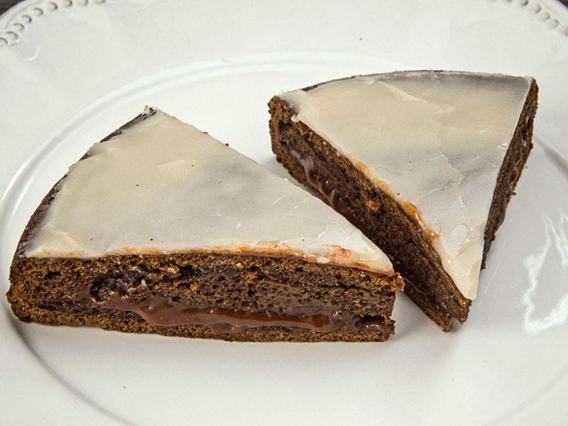 Черемуховый торт с шоколадом