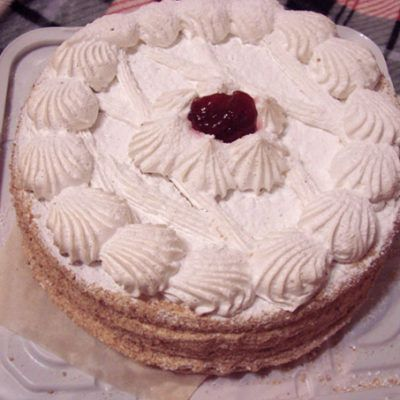 Торт Добрынинский