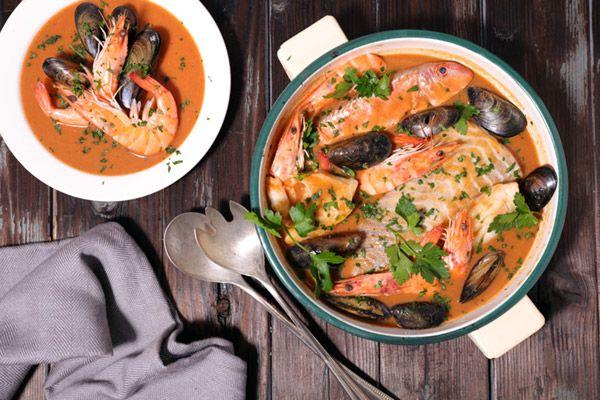 Буйабес (суп)