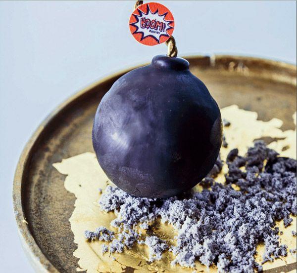 Кофейная бомба (десерт)