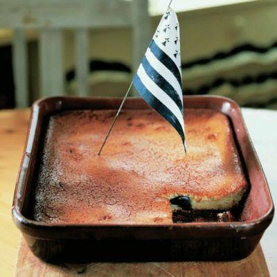 Пирог фар бретон