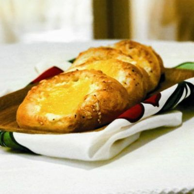 Шаньги с сыром
