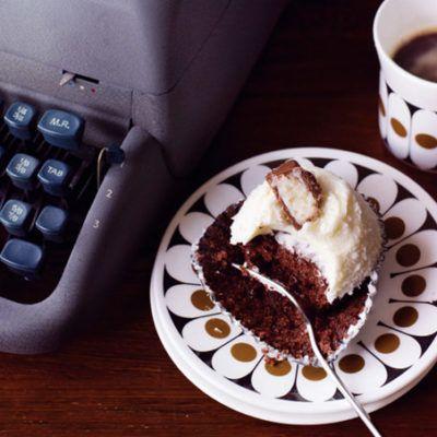 Капкейки с шоколадом и кокосом